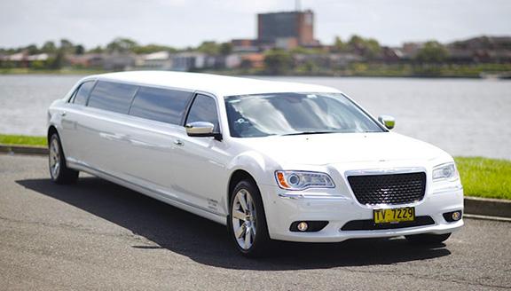 chrysler limousine sydney tours