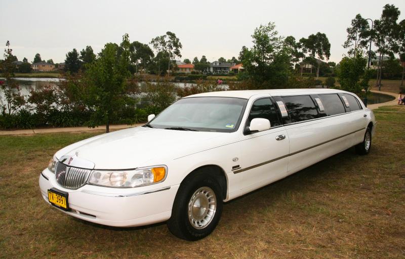 lincoln limousine sydney